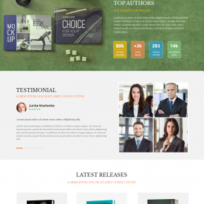 book-store-wordpress-theme